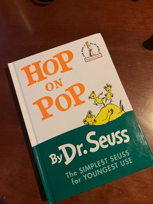 Dr. Seuss Hop on Pop Beginner Books for Sale in Riverside, CA