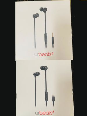 Beats by Dr. Dre urBeats3 In-Ear Headphones for Sale in San Diego, CA