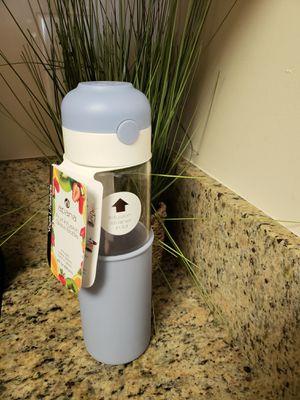 Brand new glass bottle infuser bottle for Sale in San Jose, CA