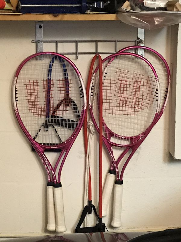 2 - Tennis Rackets