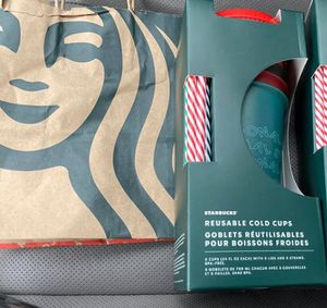 Sold Out 2019 Starbucks Holiday Cups Set for Sale in Hermon, ME