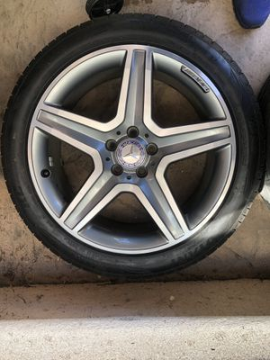 Mercedes Benz AMG rims for Sale in Los Angeles, CA