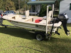 Carolina skiff JV13 -Nice boat - $2800 Please read ad! for Sale in Lake Wales, FL