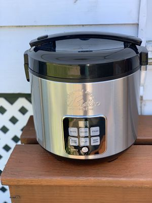 Wolfgang Puck 10 Cup Digital Multi-Cooker for Sale in Syracuse, NY