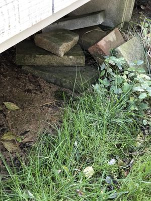 Free pavers / pick up behind shed for Sale in Abingdon, MD