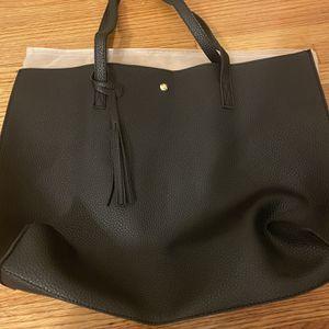Nodykka Women Tote Bags Top Handle Satchel Handbags PU Faux Leather Tassel Shoulder Purse for Sale in Alhambra, CA