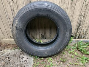 Semi Steer Tire - Iron Man I-601 Econ 295/75/R22.5 for Sale in Boring, OR