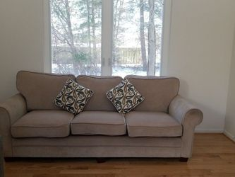Beige Sofa for Sale in Cherry Hill,  NJ