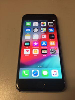 Att Cricket iPhone 6 64gb Space Grey Black for Sale in San Jose, CA