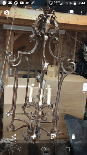 Chandelier for sale for Sale in Greensboro, NC