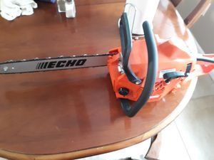 16 in echo chainsaw for Sale in Chicago, IL