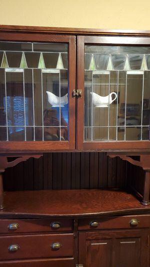 Hutch Rustic Cabinet for Sale in Stockton, CA