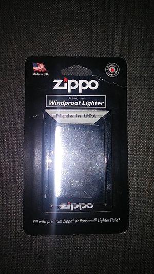 Chrome Zippo Lighter for Sale in Santa Ana, CA