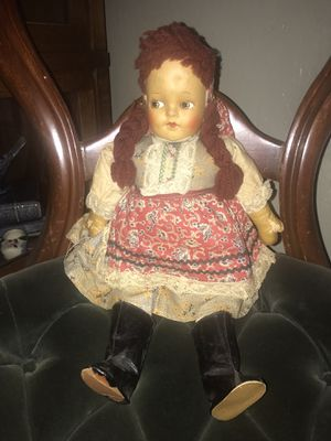 """Antique Doll (14"""" tall) for Sale in Royal Oak, MI"""