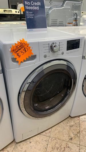 Washer front load Kenmore 6 month warranty free delivery 🚚 for Sale in West Palm Beach, FL