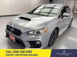 2019 Subaru Wrx for Sale in Atlanta, GA