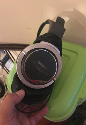 Sony DJ headphone for Sale in New York, NY
