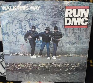 RUN DMC Vinyl Record for Sale in Lemoore, CA