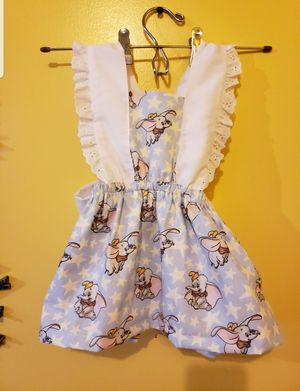 Girl's Dumbo Dress- Made to order for Sale in Los Angeles, CA