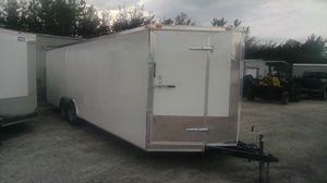 8.5X24 ENCLOSED CARGO TRAILER for Sale in Land O Lakes, FL