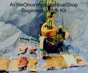 Beginners Witch Kit for Sale for sale  Trenton, NJ