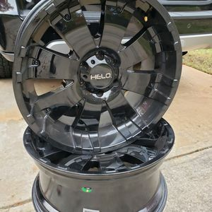 Helo 917 20×9 Offroad Wheels for Sale in Charlotte, NC