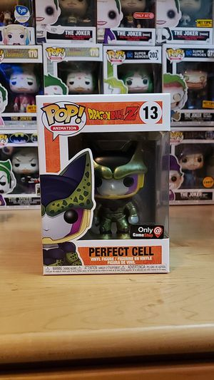 Funko Pop Animation Dragonball Z Metallic for Sale in Newberg, OR