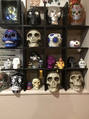 Skull Collection for Sale in Des Moines, WA