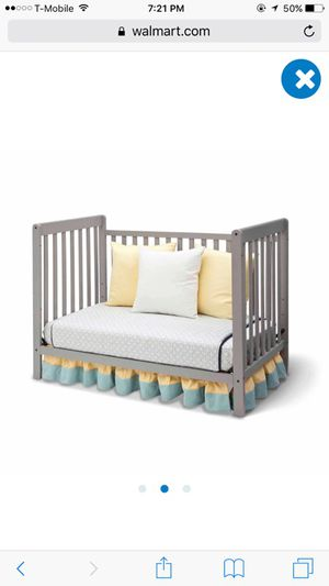 Crib and Diaper Change Table for Sale in Chelsea, MA