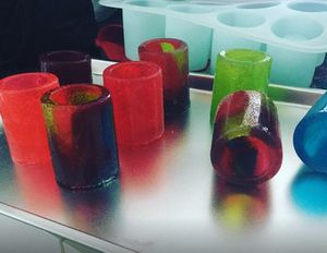 Silicone Shot Glass molds for Sale in MI, US