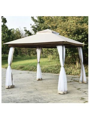 10' x 10' Canopy Gazebo Tent W/ Mosquito Netting for Sale in Orlando, FL