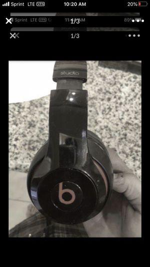 Beats Studio Headphones Wired for Sale in San Ramon, CA