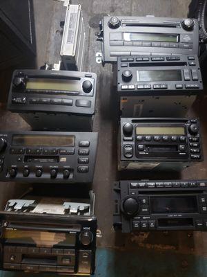 Car audio factory oem radios for Sale in Plantation, FL