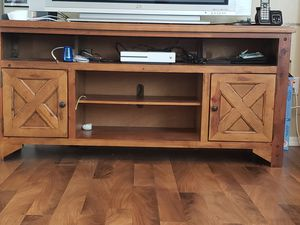 T.V Stand/Entertainment console for Sale in Gilbert, AZ