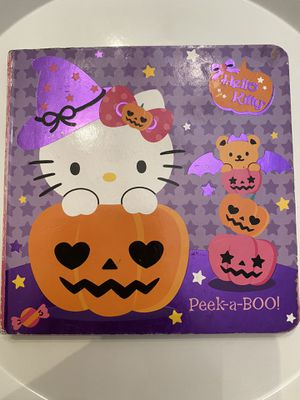 Free Hello Kitty book for kids or toddlers hard cover for Sale in Montebello, CA