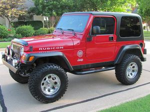Asking$1OOO Jeep Wrangler 2OO3 for Sale in HALNDLE BCH, FL