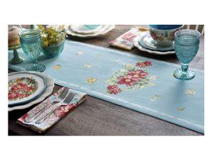"""Pioneer Woman Vintage Floral Reversible Table Runner, 14"""" x 72"""" for Sale in Pasadena, TX"""