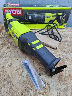 Ryobi 12 Amp Corded Reciprocating Saw for Sale in Snohomish,  WA