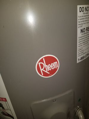 Rheem water heater for Sale in Azusa, CA