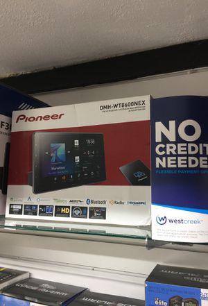 Pioneer DMH-WT8600NEX RDS AV RECEIVER for Sale in Compton, CA