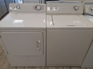 Whirlpool Washer and Dryer Set for Sale in West Palm Beach, FL
