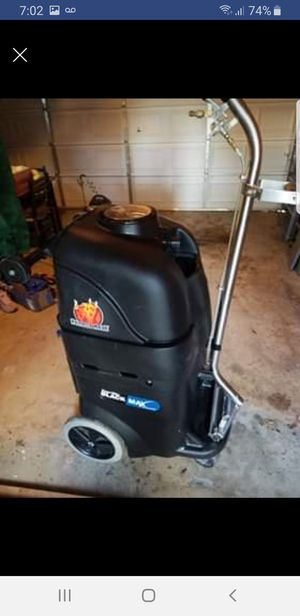 Carpet cleaning equipment for Sale in Chicago, IL