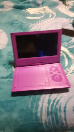 Purple Portable DVD player brand new for Sale in Hutchins, TX