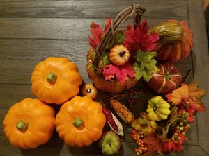 Fall decorations for Sale in Fort Worth, TX