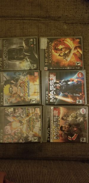 Ps3 games for Sale in Columbus, OH