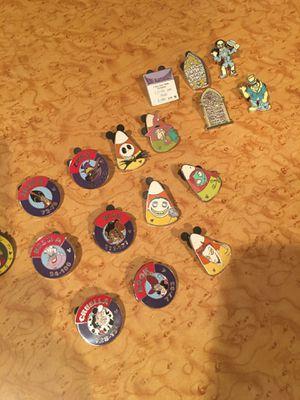 Disney pins! for Sale in Warren, NJ
