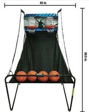 2-Player Arcade Basketball Game with 8-in-1 Game for Sale in Nashville, TN