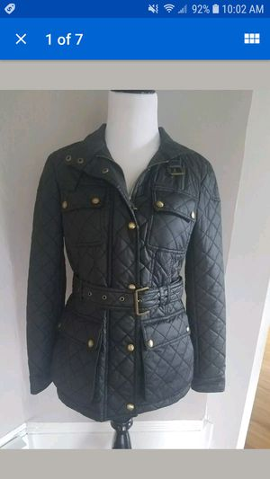 Authentic Women's Michael Kors jacket size xs. Black. for Sale in Portland, OR
