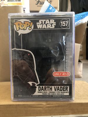 Funko Pop! Darth Vader X Futura in Pop Protector for Sale in San Francisco, CA