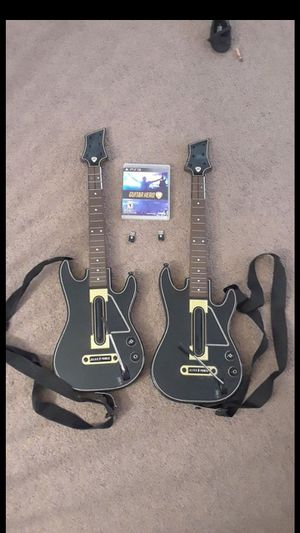 Guitar Hero Live Ps3 for Sale in Youngtown, AZ